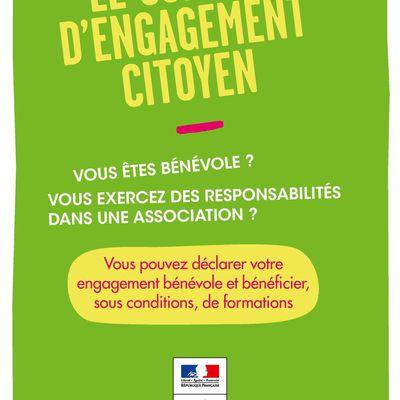 Le Compte d'Engagement Citoyen (CEC)