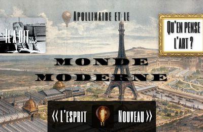 Parcours Apollinaire - Le monde moderne par Arthur et Milian