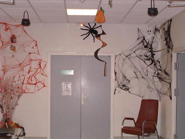 décoration d'un service hospitalier