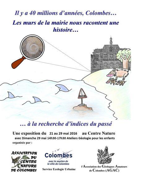 Des géologues au Centre Nature de Colombes !
