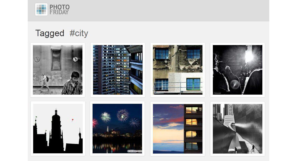 Mon défi photo : #city