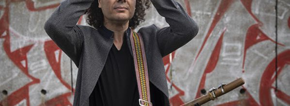 Aziz Sahmaoui et University of Gnawa | album Poetic Trance | La Cigale le mercredi 25 mars 2020