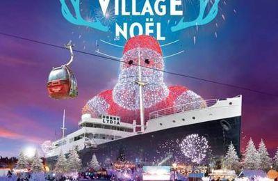 Le village de Noël au Barcares