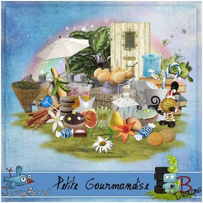Petite gourmandise by Bdesigns