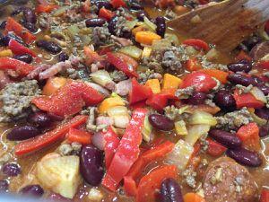 Chili con carne super facile