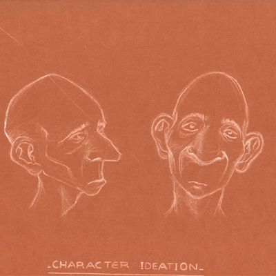 An Old Man Ideation !