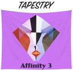 Art Panoply by Michaël BELLON - Tapestry