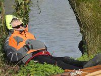 22ème route des rats, l'Erdre sauvage, en kayak bois, les 21 et  22 mars