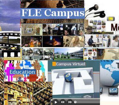 Campus Virtuel FLENET Projet