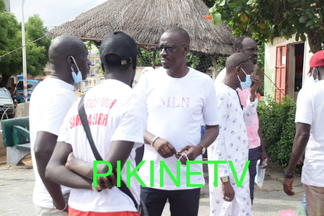 PIKINE UNITED AS ONE  !!! FEU SAMBA AMADOU SARR REST IN PEACE BROTHER... PIKINE WILL ALWAYS REMEMBERING YOU...