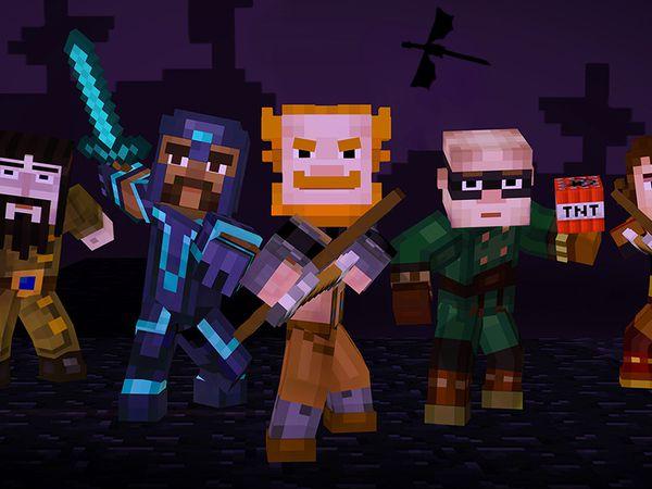 Le quatrième épisode Minecraft Story Mode sera disponible le 22 décembre