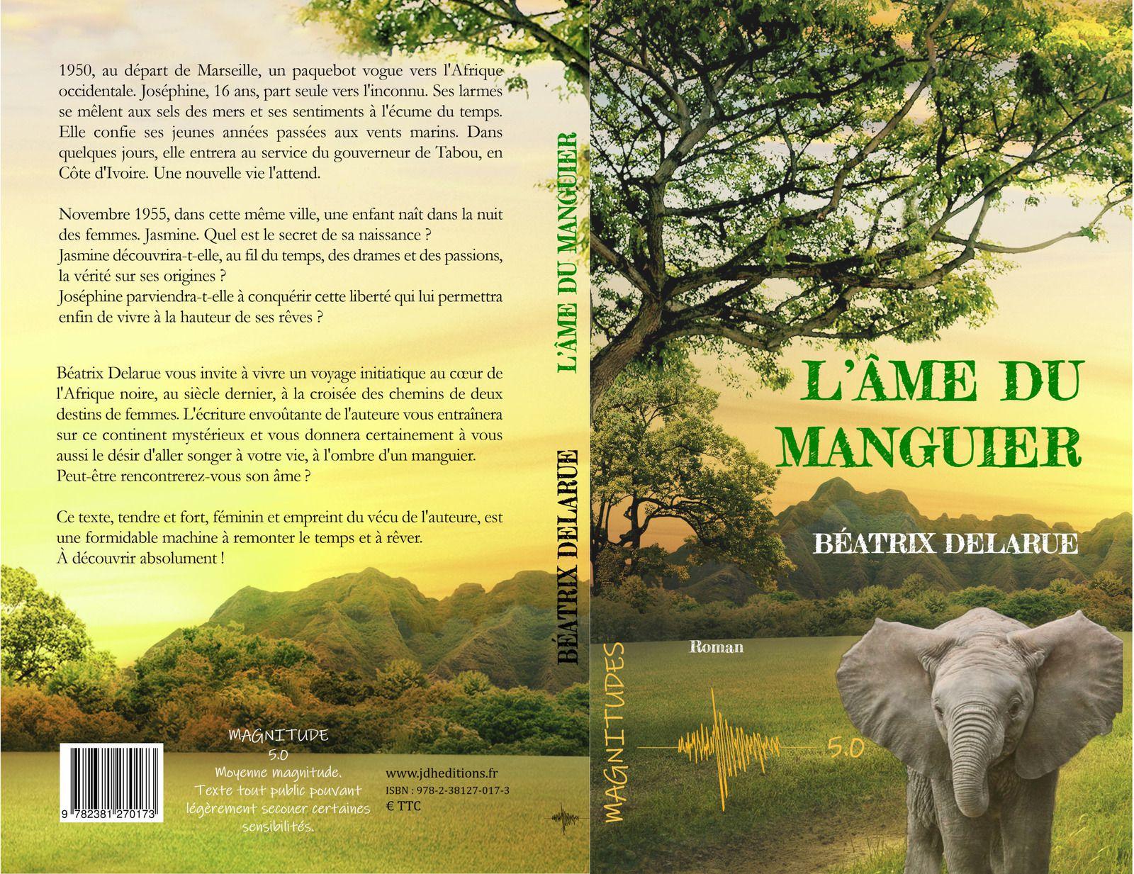 Une jolie chronique pour L'âme du manguier, n'hésitez-plus !