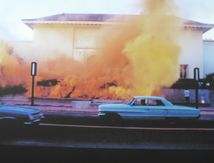 Judy Chicago, Los Angeles les années cool