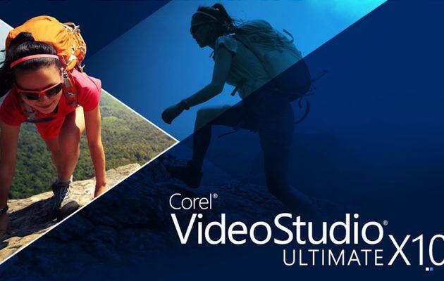 TEST de COREL VIDEOSTUDIO ULTIMATE X10 (sur PC): de la légèreté dans le montage vidéo