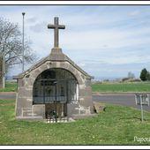 Patrimoine auvergnat:La chapelle d'Opme - L'Auvergne Vue par Papou Poustache