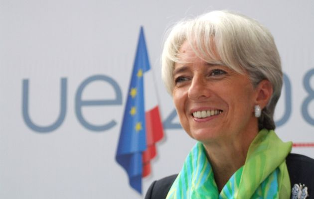 Perquisition au domicile de Christine Lagarde
