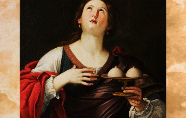 5 Febbraio : Sant'Agata - Preghiere e vita