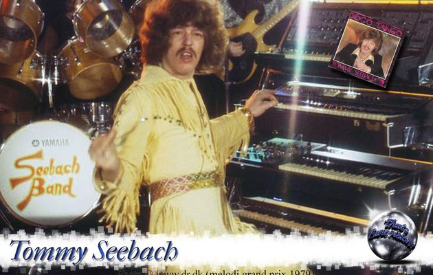 Tommy Seebach - Disco Tango (Denmark 1979)