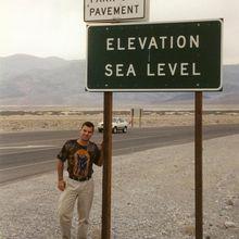 1999 novembre l'Ouest Américain avec Jacques