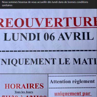 La Maison de la Presse à Maurs ouvre dès lundi
