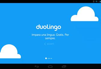 Come imparare l'inglese con Android: Duolingo