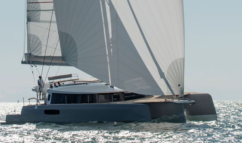 European Yacht of the Year 2018 - nominated Multihulls: Neel 51, Leopard 45 and Fountaine-Pajot Saona 47