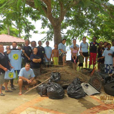 10ème journée de nettoyage des fonds marins