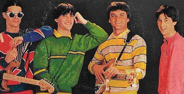 alex et les lézards, un groupe français des années 1980 spécialisé dans le rock burlesque