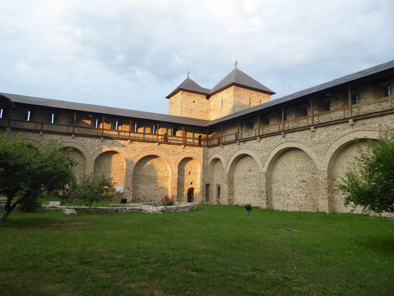 Mardi 17 août 2021 - J17 - Les Monastères Moldaves