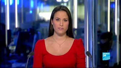 [2012 10 16] JESSICA LE MASURIER - FRANCE 24 [en] - THE NEWS @18H30