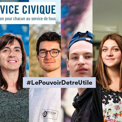 ALG : Recrutement de 2 postes de service civique