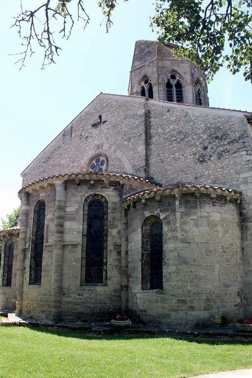 Charroux, un village à voir et à revoir