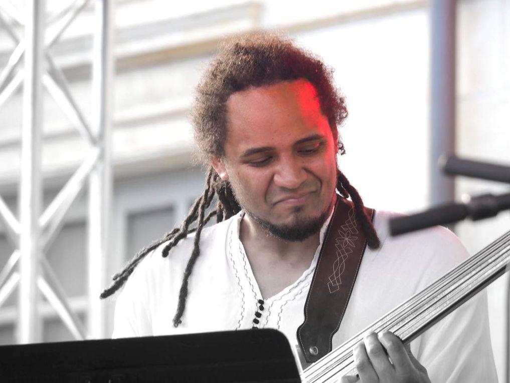 OjazzO : concert vivant et inspiré offert au JAZZ A L'EVECHE d'ORLEANS le 22 juin 2016
