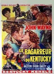 Le bagarreur du Kentucky  ( The fighting Kentuckian )