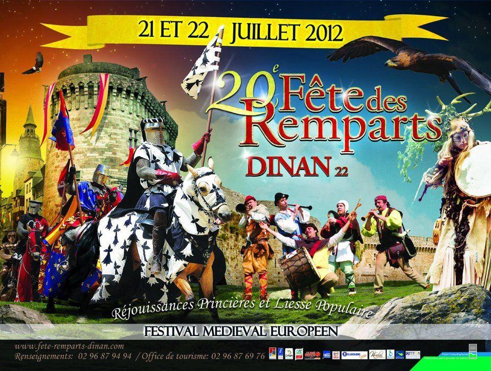 Album - Album-1-Fete-des-remparts-Dinan-2012