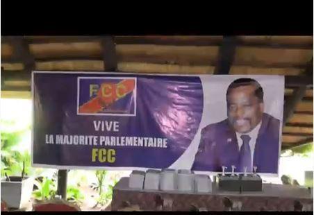 Vidéo du jour. Le FCC chez Joseph Kabila