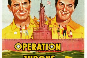 OPERATION JUPONS (Operation Petticoat)