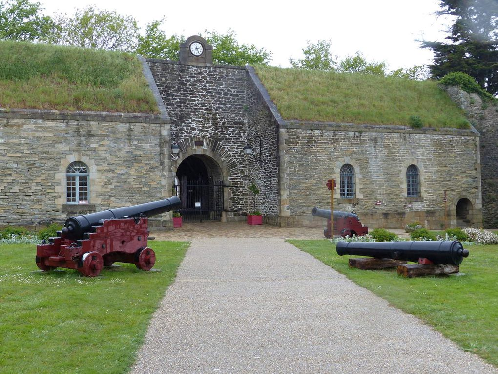 Visite de la forteresse Vaban et du musée