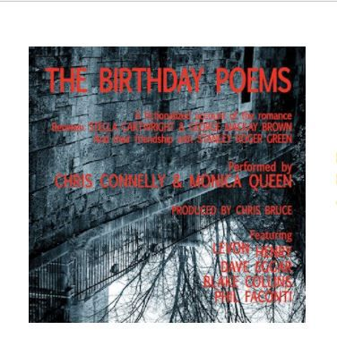 Chris Connelly and Monica Queen ♫ The Birthday Poems