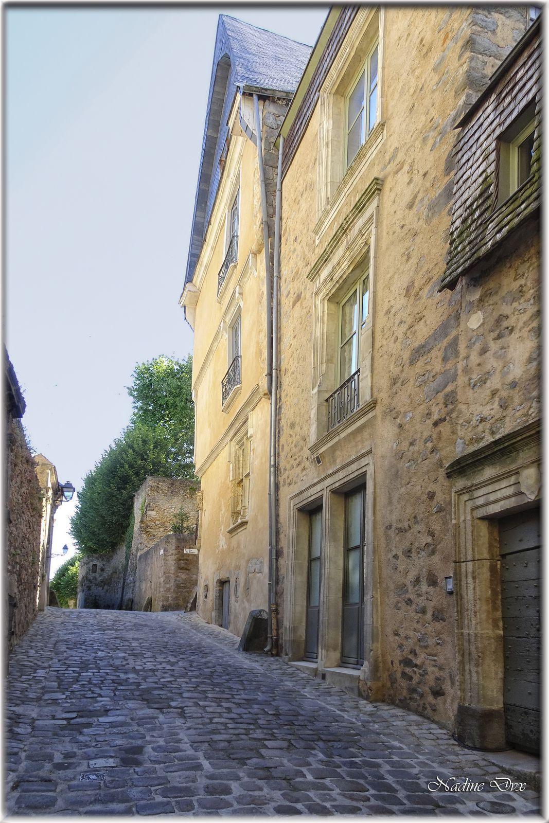 Rue de la Verrerie - Cité Plantagenêt - Le Mans