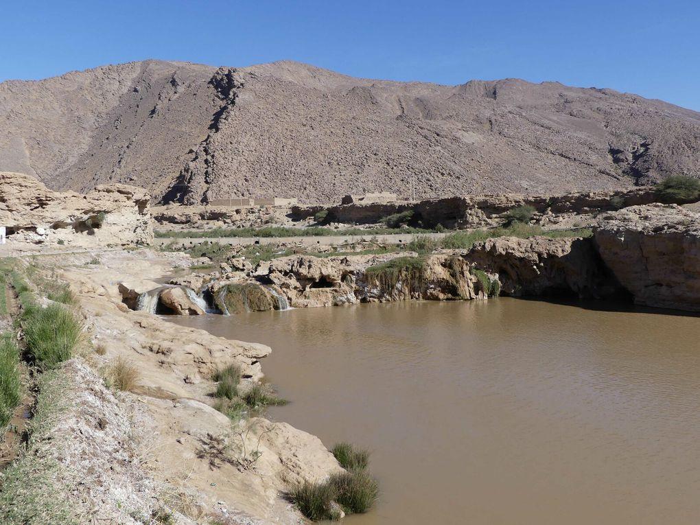 Vers l'Est du Maroc, vers Zagora