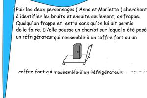 """Saynète inachevée... """" Brouillage et complexification """" C.A.-L. (Suite et fin à écrire)"""