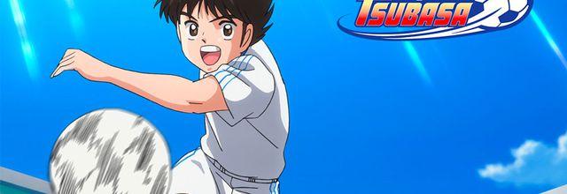 La série d'animation « Captain Tsubasa » (Olive et Tom) arrive demain sur TFX