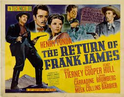 Le retour de Frank James  ( The return of Frank James )