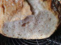 pain magique ou pain cocotte