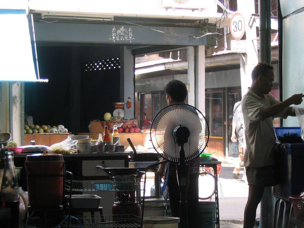 Départ de Bangkok et séjour à Krabi et  baie de Railay