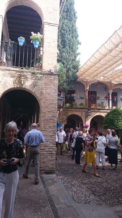 CORDOUE - CULTURE - PATIOS et FERIA