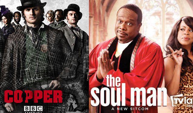 J'arrête les frais : Copper et The Soul Man