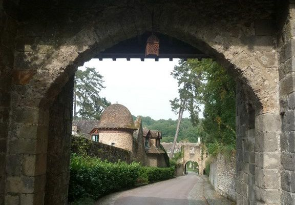 Sortie peinture - Abbaye des Vaux - Cernay