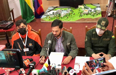 Bolivie : arrestation d'un paramilitaire